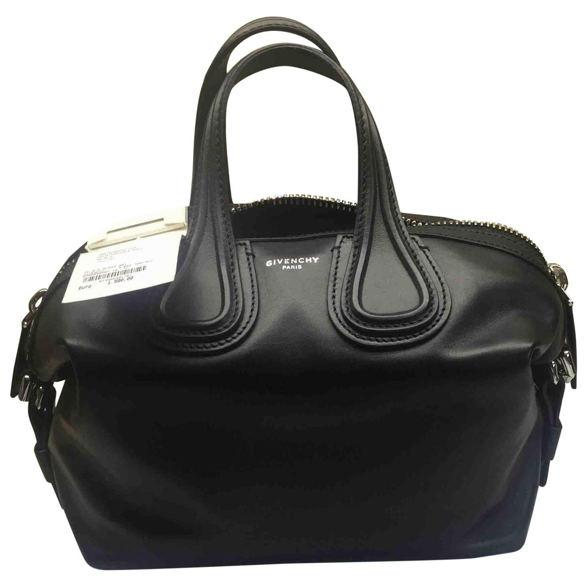 Givenchy Pre-owned - Nightingale patent leather handbag JJ6aje