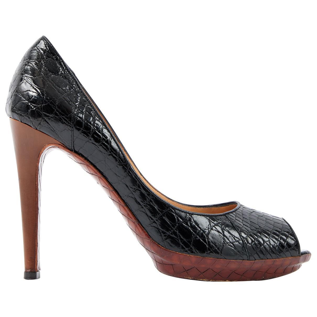 Pre-owned - Heels Bottega Veneta hZ4u7wMUs8