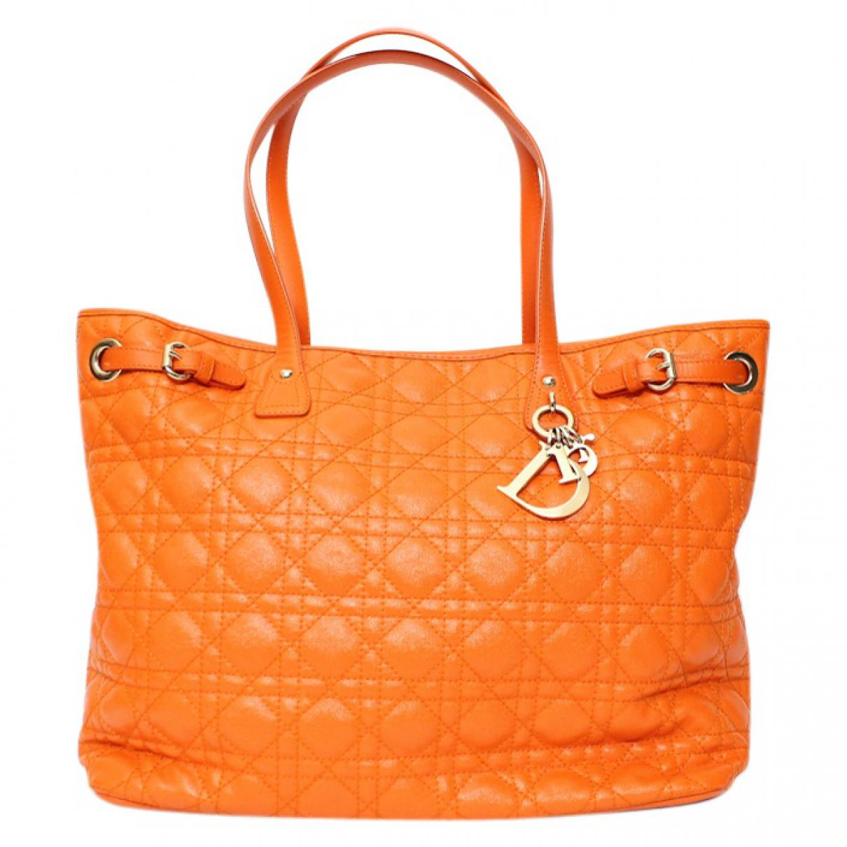 Dior Pre-owned - Dior Panarea leather tote Y6yIZmQHaO