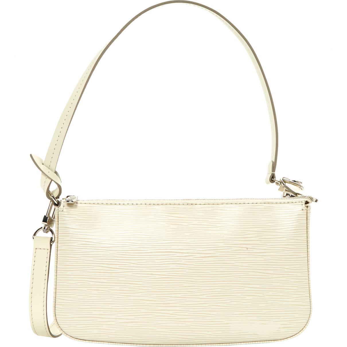 a372e4f43143 Louis Vuitton Preowned Leather mini bag hOcD9qm51 ...