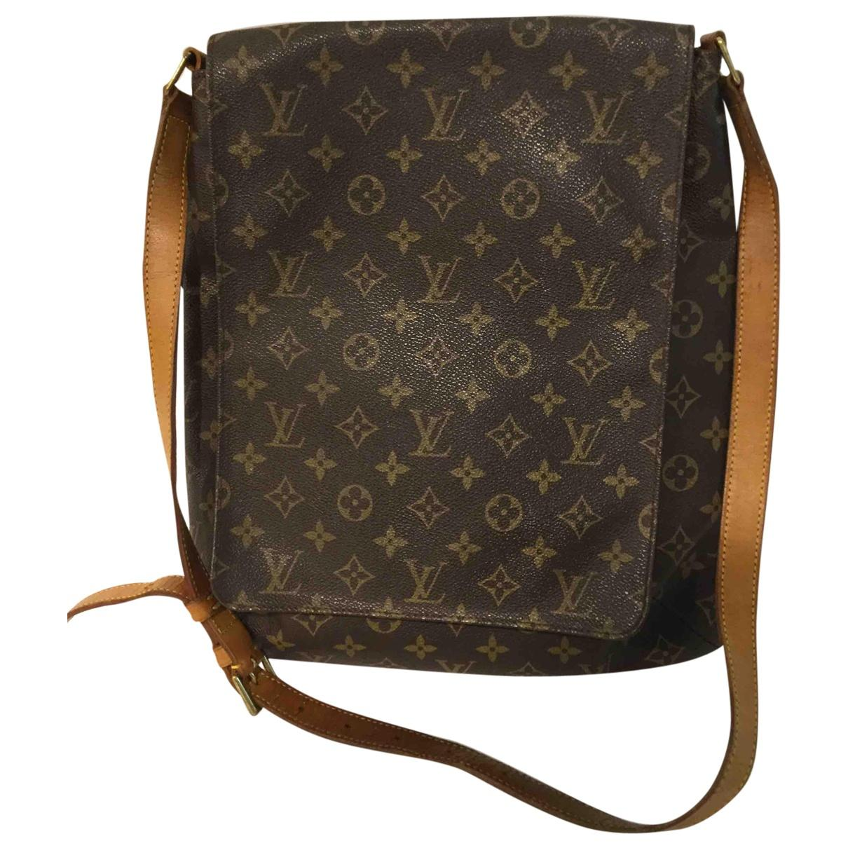 d04bc61ec400 Louis Vuitton Salsa Cloth Crossbody Bag in Brown - Lyst