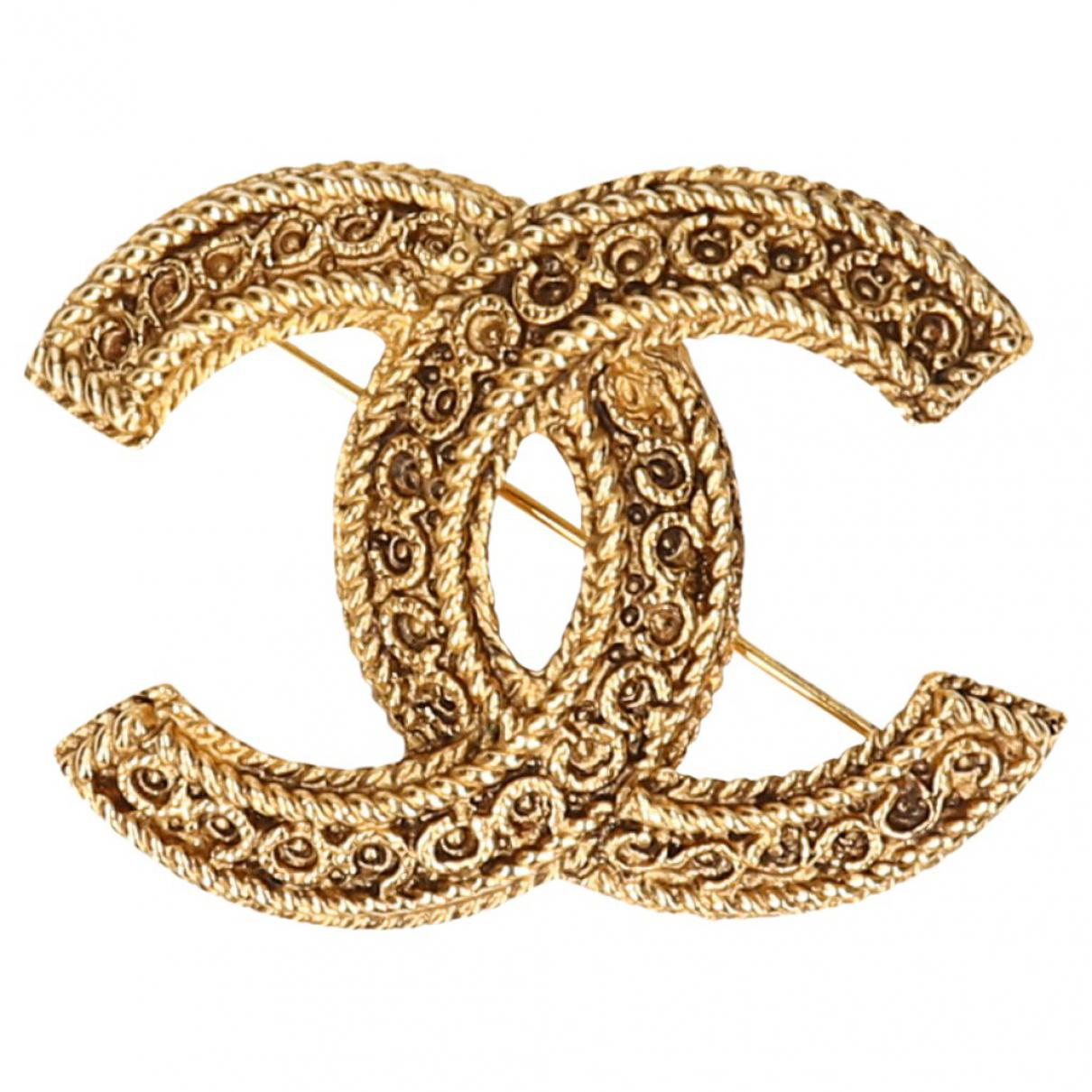 Chanel Pre-owned - Pin & brooche 4ixQgXeo
