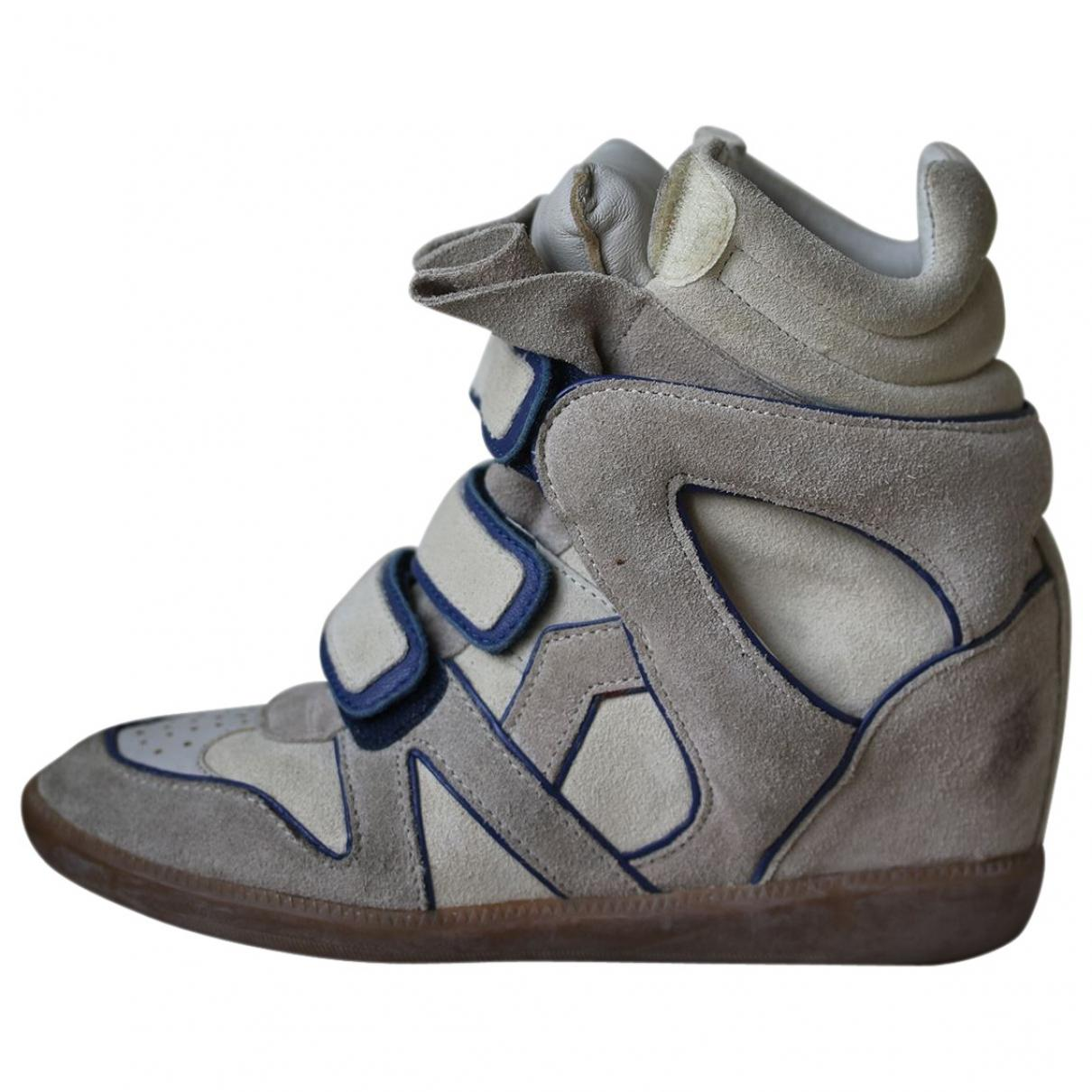 Cheap View With Paypal Online Pre-owned - Beckett trainers Isabel Marant Original Free Shipping Many Kinds Of QmWrhNGP3G