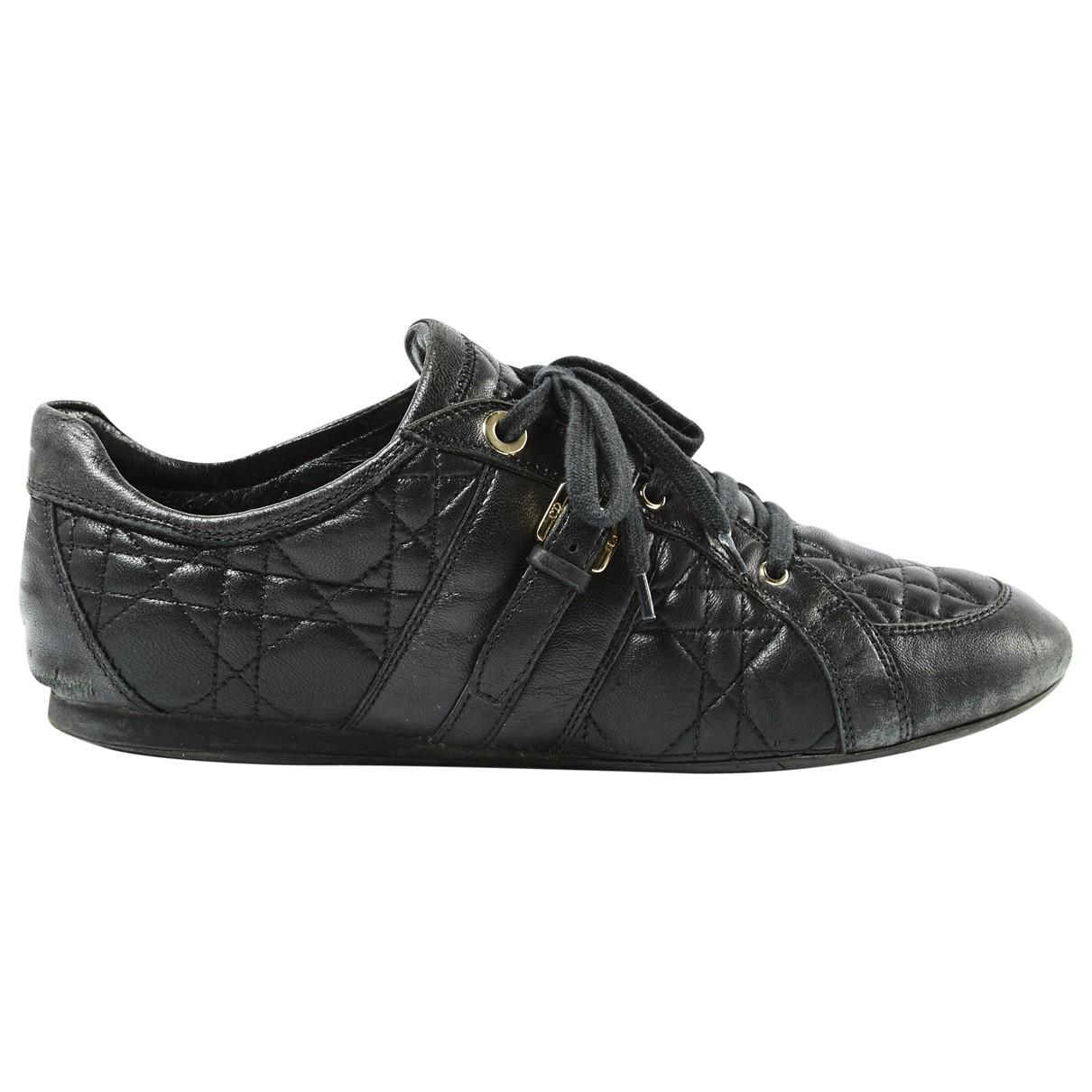 Pre-owned - Patent leather trainers Dior mRHcNJn