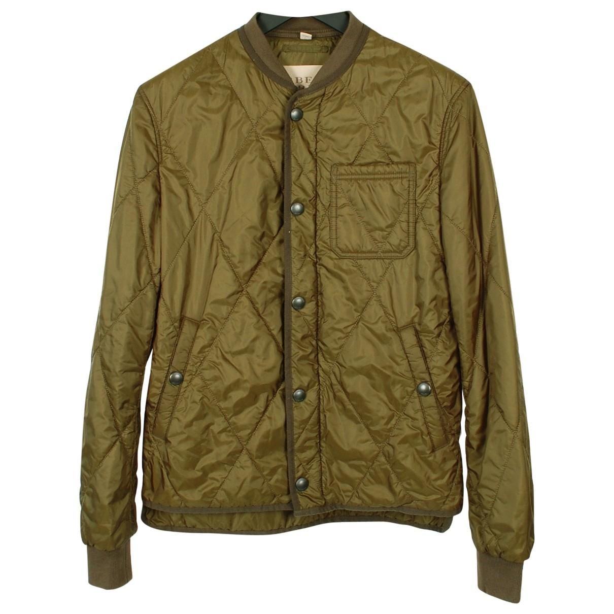 f7977953167f Burberry. Men s Green Pre-owned Jacket. £264 From Vestiaire Collective ...
