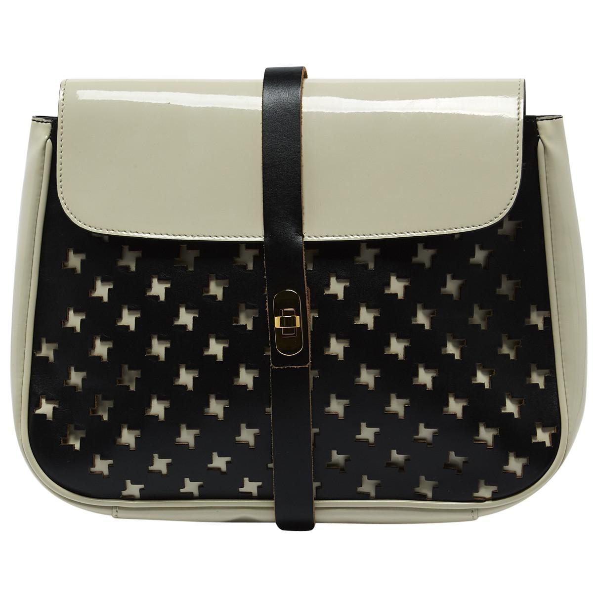 Marni Pre-owned - Leather clutch bag A9EvEmnG