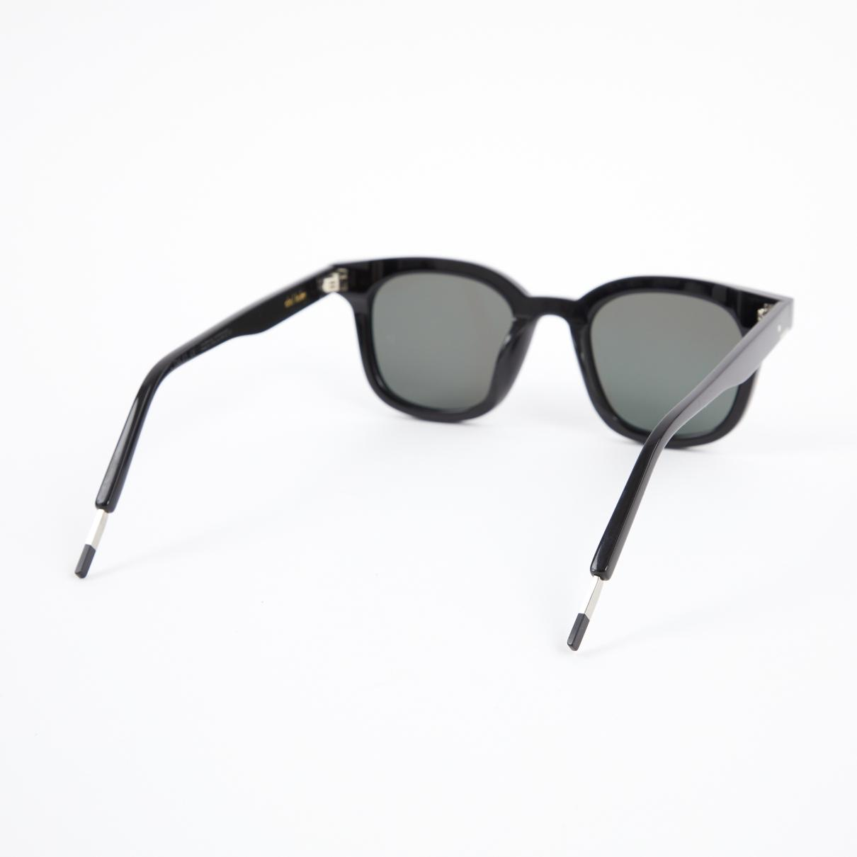 38de38d94367a Gentle Monster - Black Plastic Sunglasses - Lyst. View fullscreen