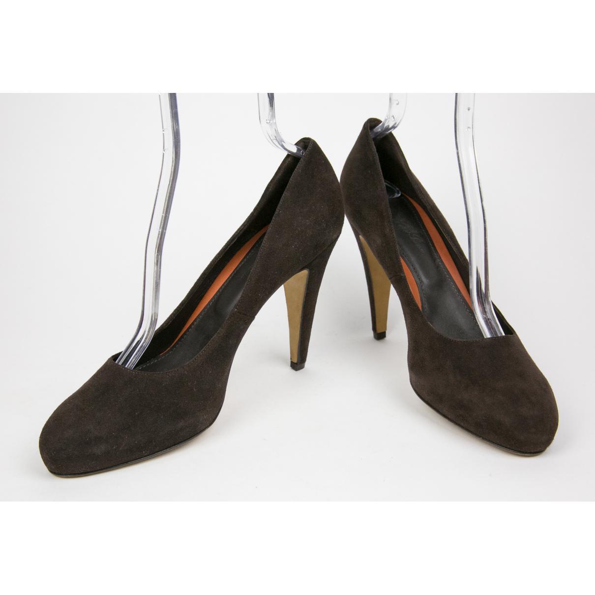 Pre-owned - Heels Loro Piana eHWVC2I62