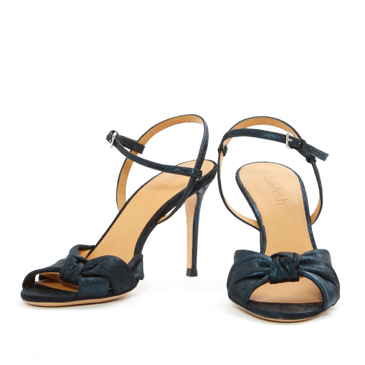 Pre-owned - Leather sandals BA&SH Hmf6Smm