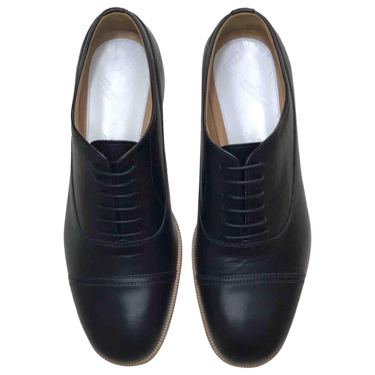 Pre-owned - Leather lace ups Maison Martin Margiela cb76yRm6