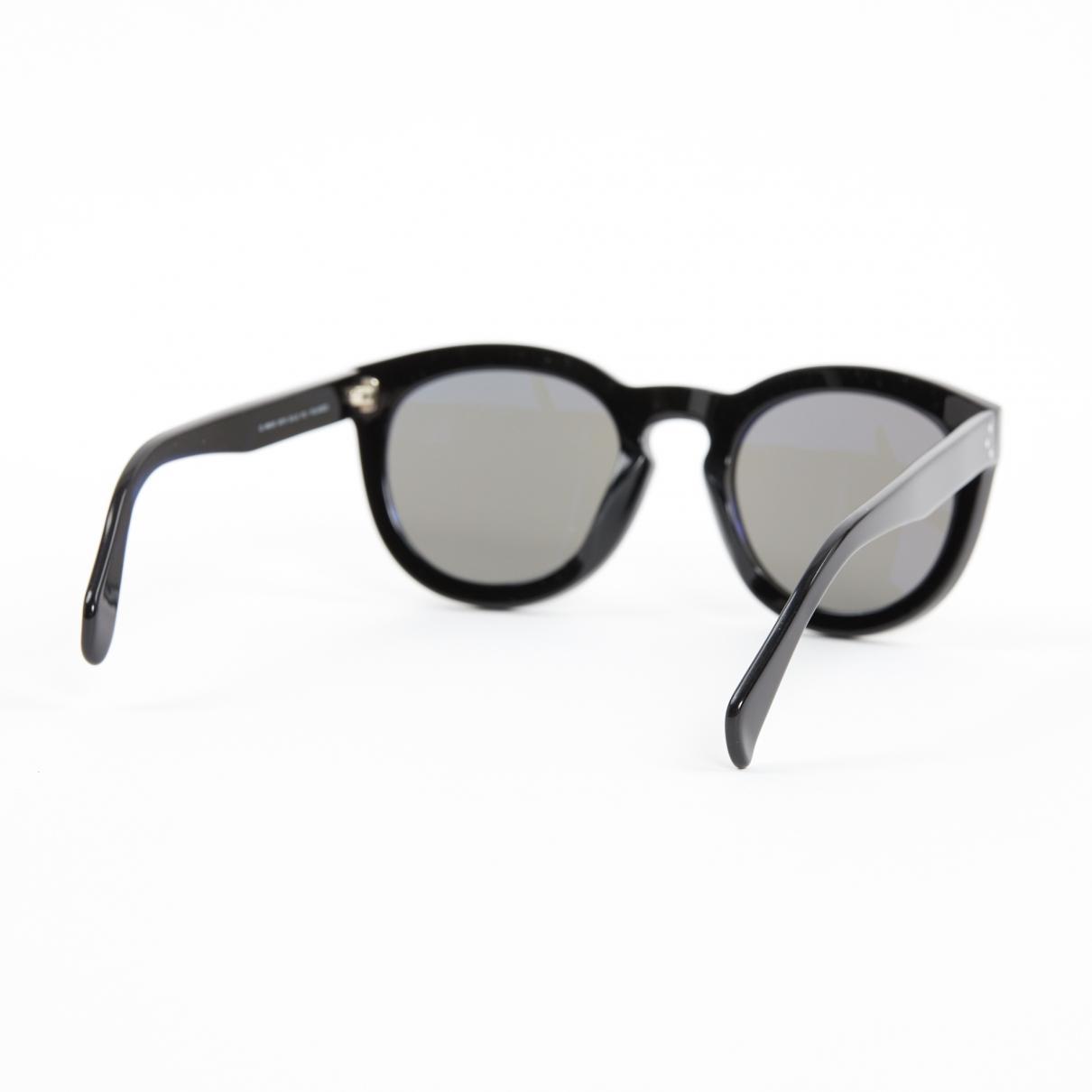 40ed26623e9 Céline - Black Oversized Sunglasses - Lyst. View fullscreen