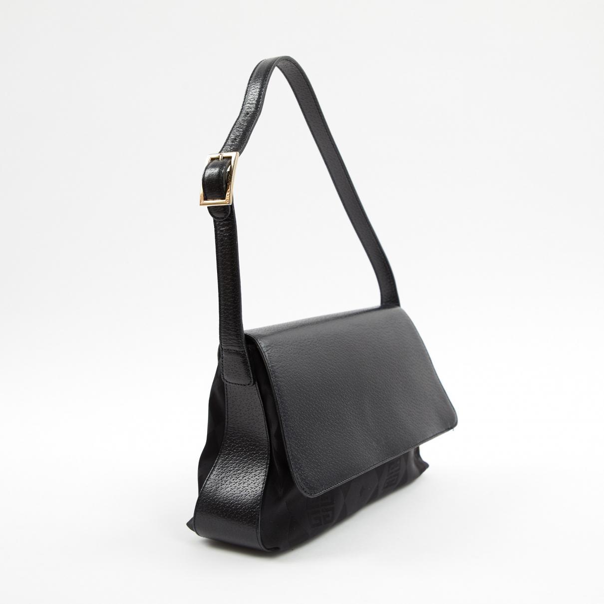 Coloris Toile Noir Lyst À Sac En Givenchy Main y8mNwOvn0