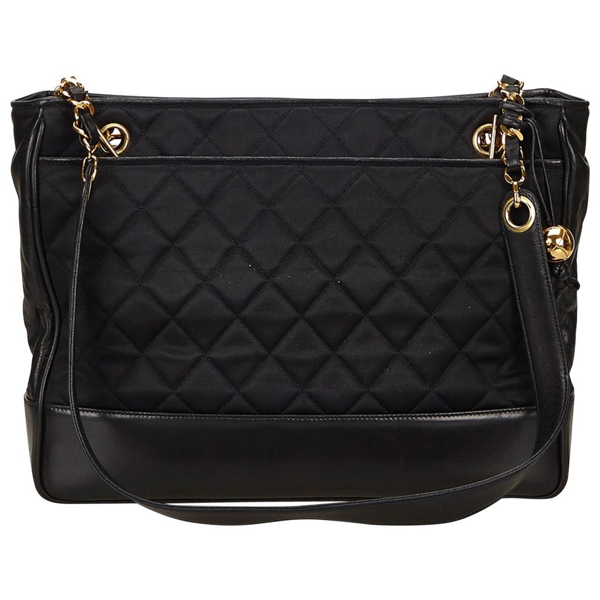 Chanel Pre-owned - Cloth handbag gdql7h