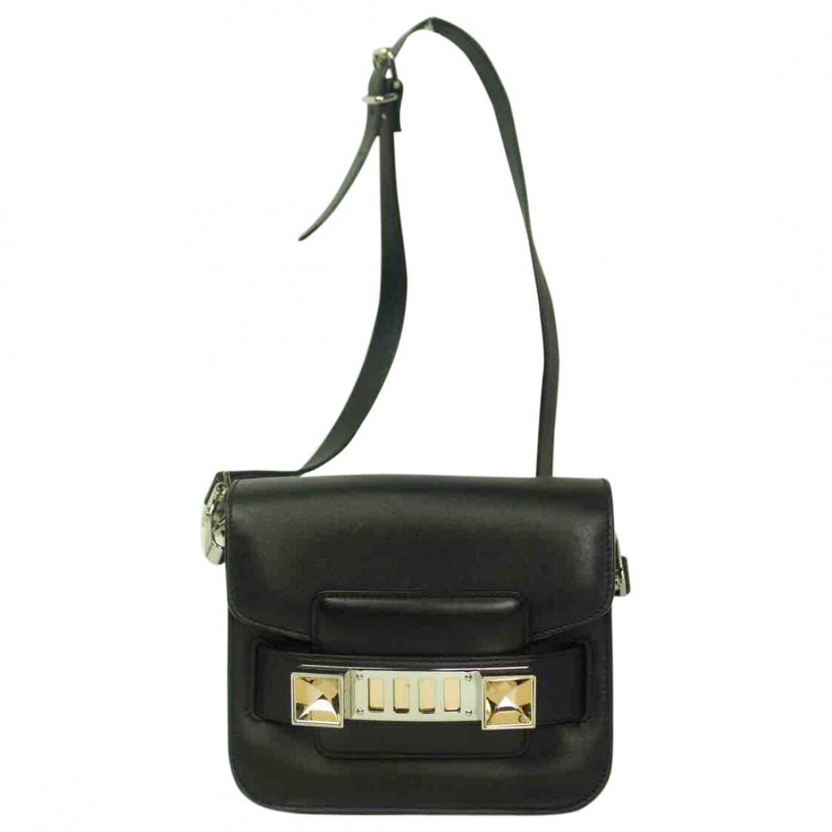 Proenza Schouler Pre-owned - Patent leather crossbody bag 1EJeUI4p