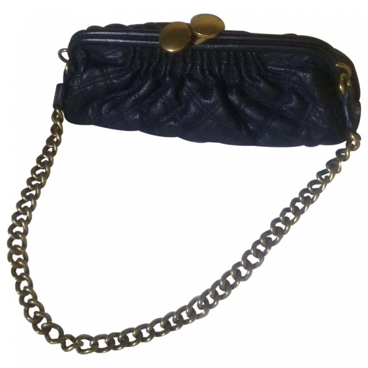 Marc Jacobs Pre-owned - Black Leather Clutch bag ypvnyie