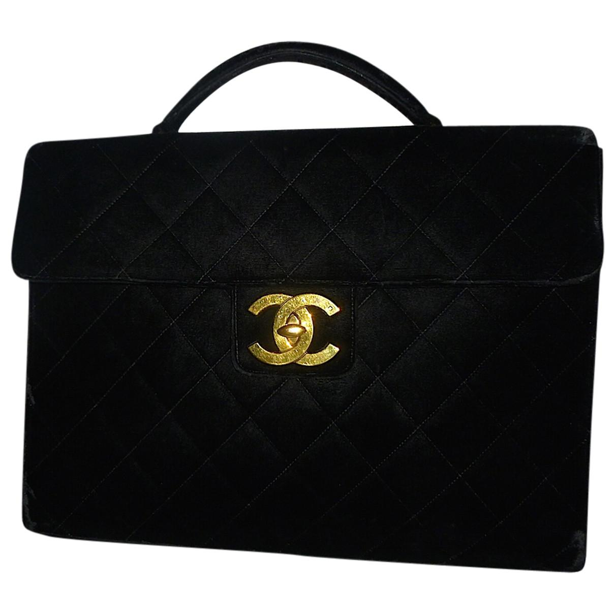 Occasion - Velours Chanel Sac À Main mQGf3jLjed