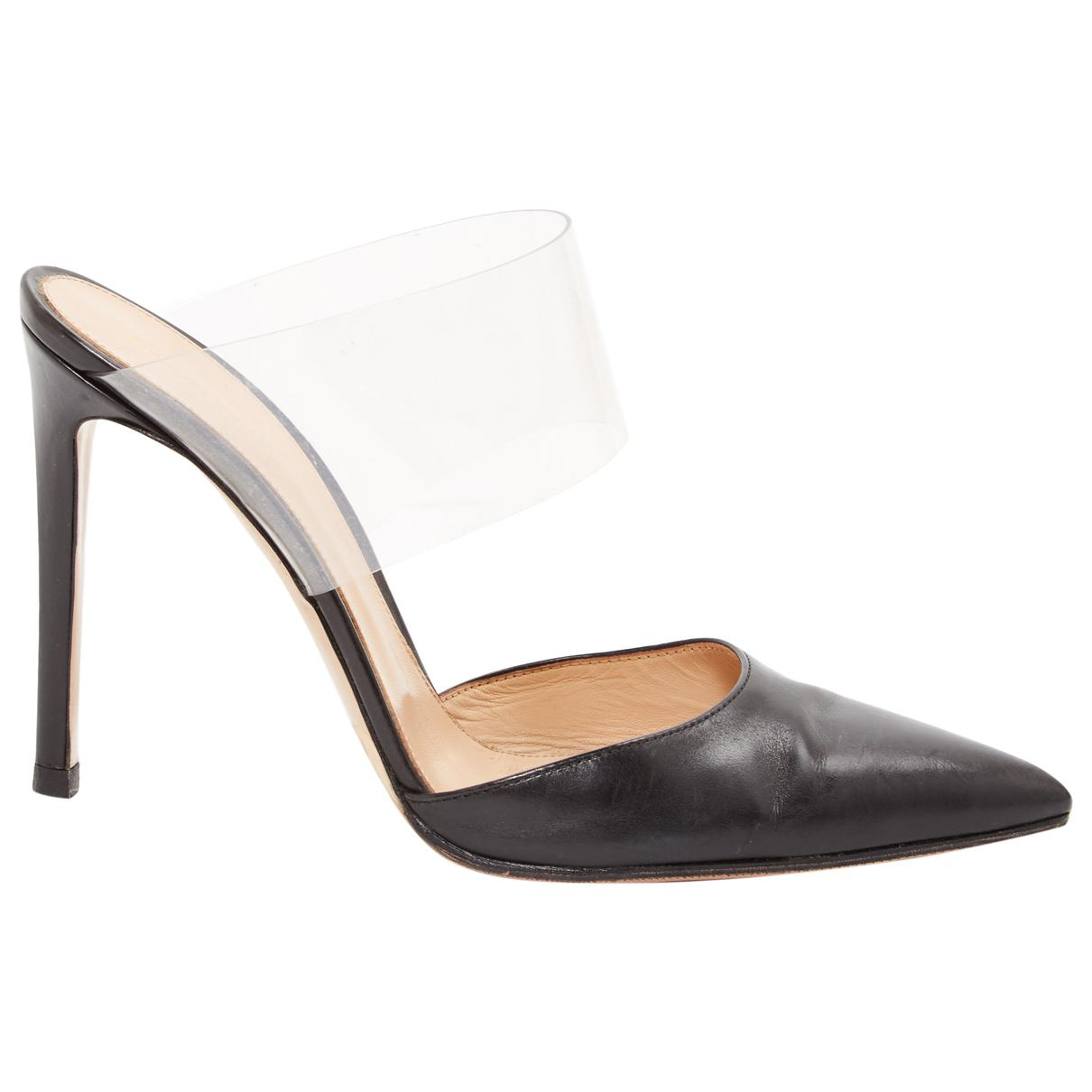 Pre-owned - Leather heels Gianvito Rossi kfDilS
