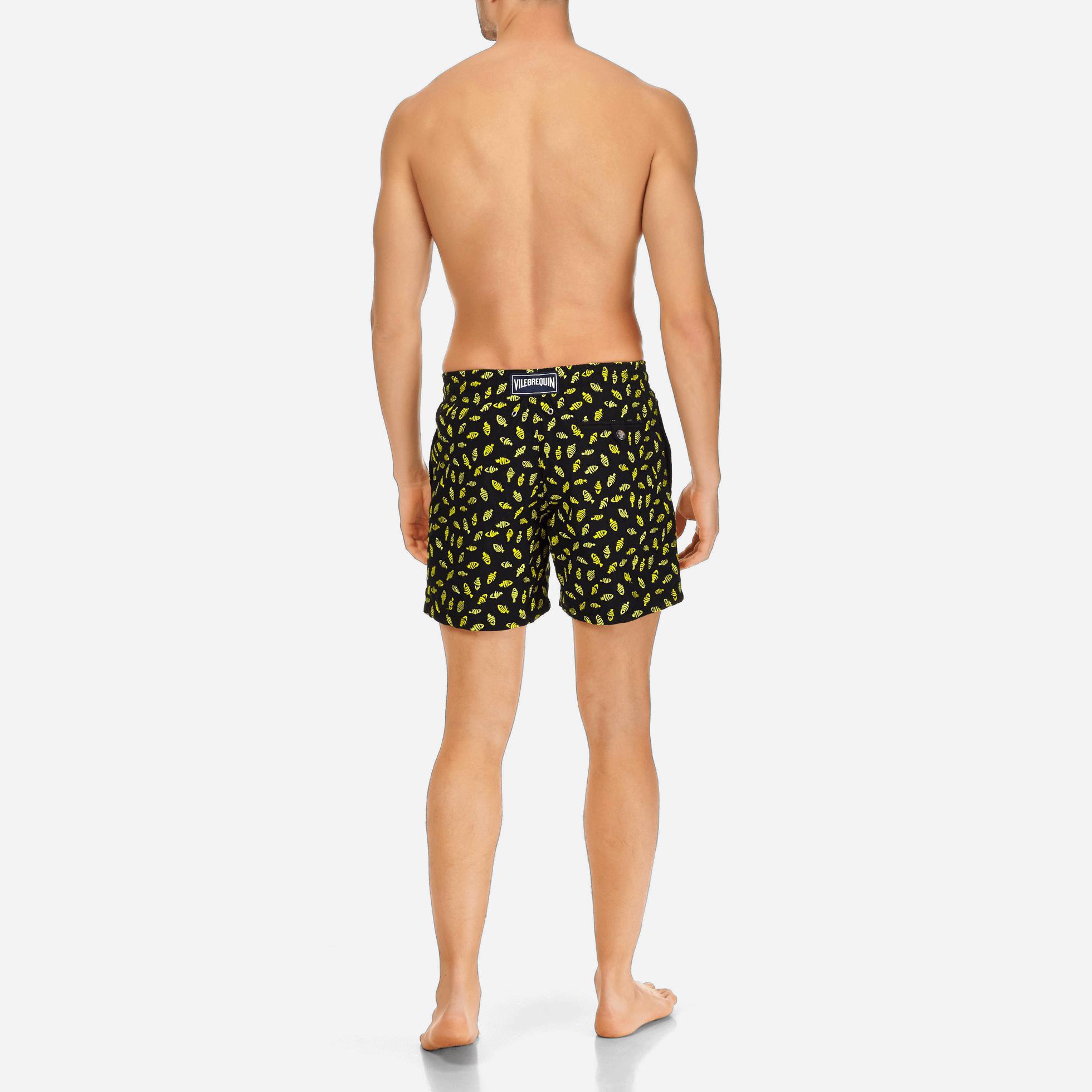 3da40cd126 Vilebrequin Men Swimwear Embroidered Mini Fish - Limited Edition in ...