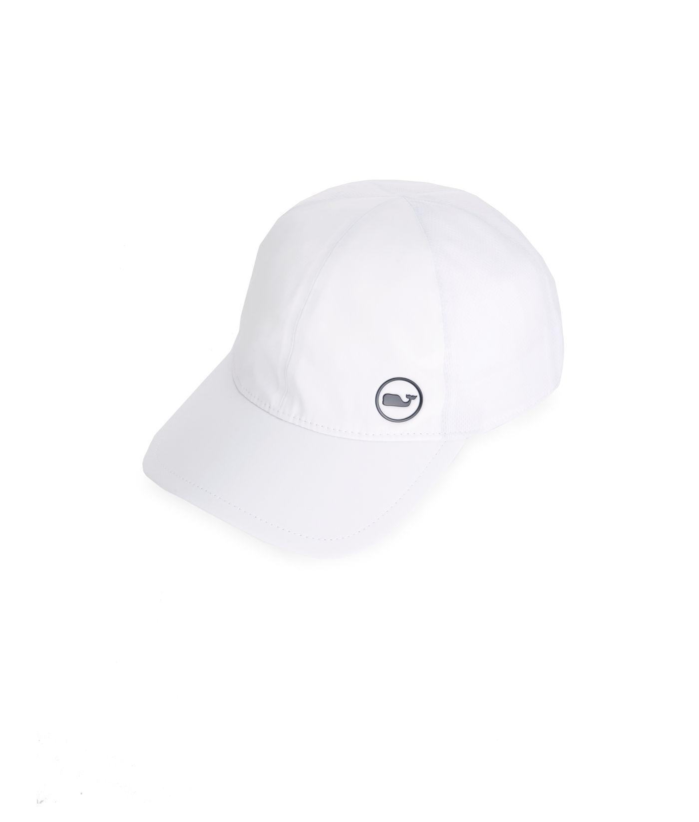 Lyst - Vineyard Vines Performance Mesh Whale Dot Trucker Hat in ... 92113016fdf