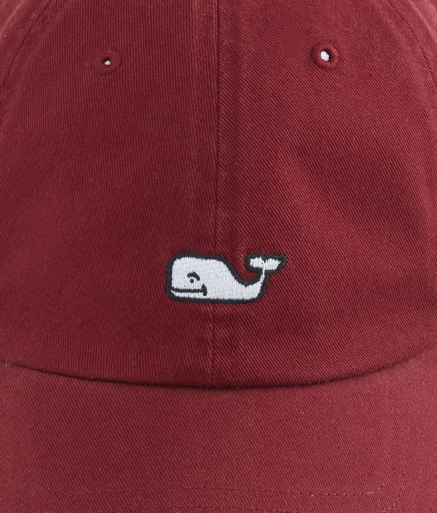 40d62cf7428 Lyst - Vineyard Vines Collegiate Baseball Hat in Red for Men