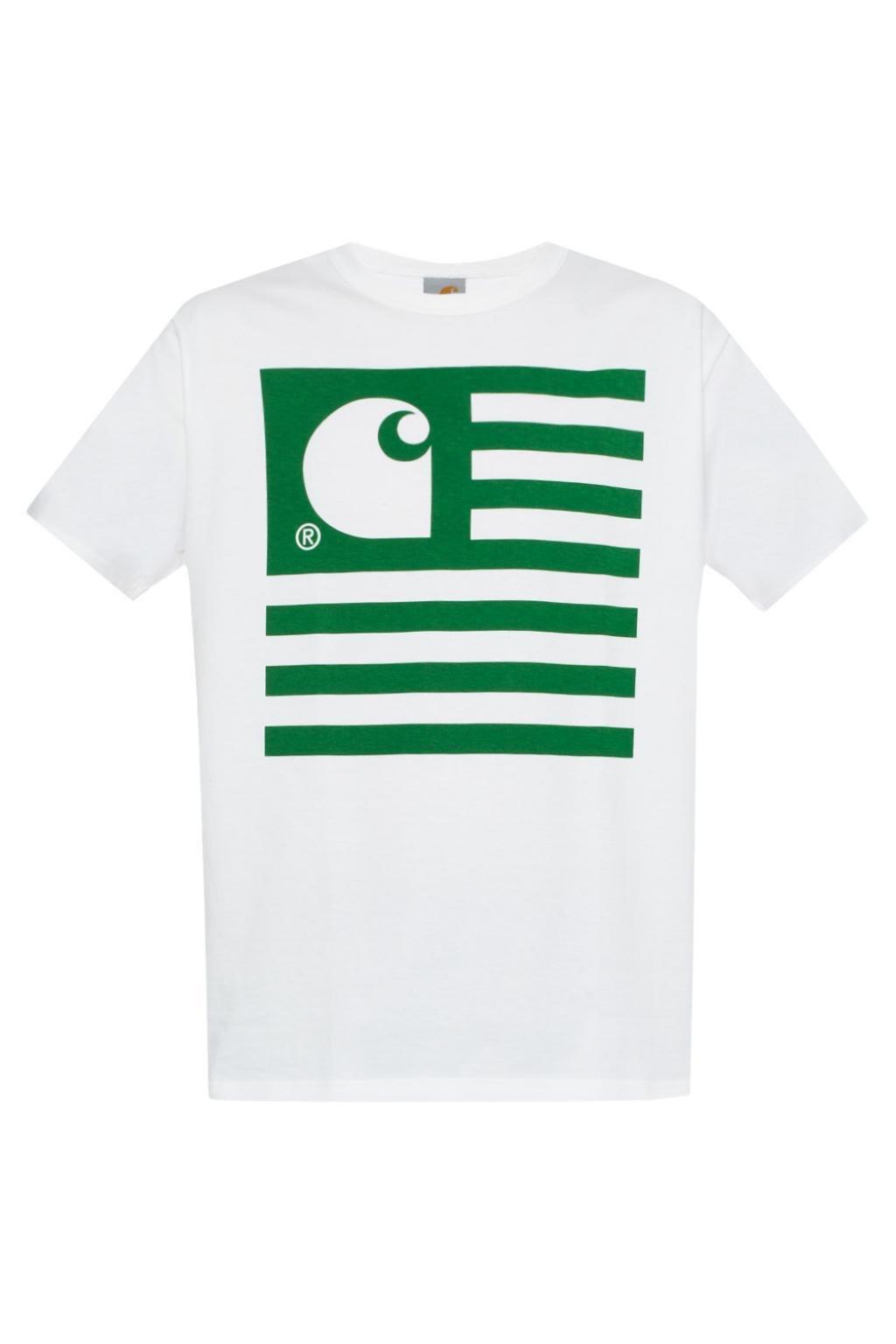 + Levis Printed Cotton-jersey T-shirt - Off-whiteJunya Watanabe Réduction Des Achats En Ligne Ordre D'achat Pas Cher Avant Meilleure Vente En Gros En Ligne aSy05t7q