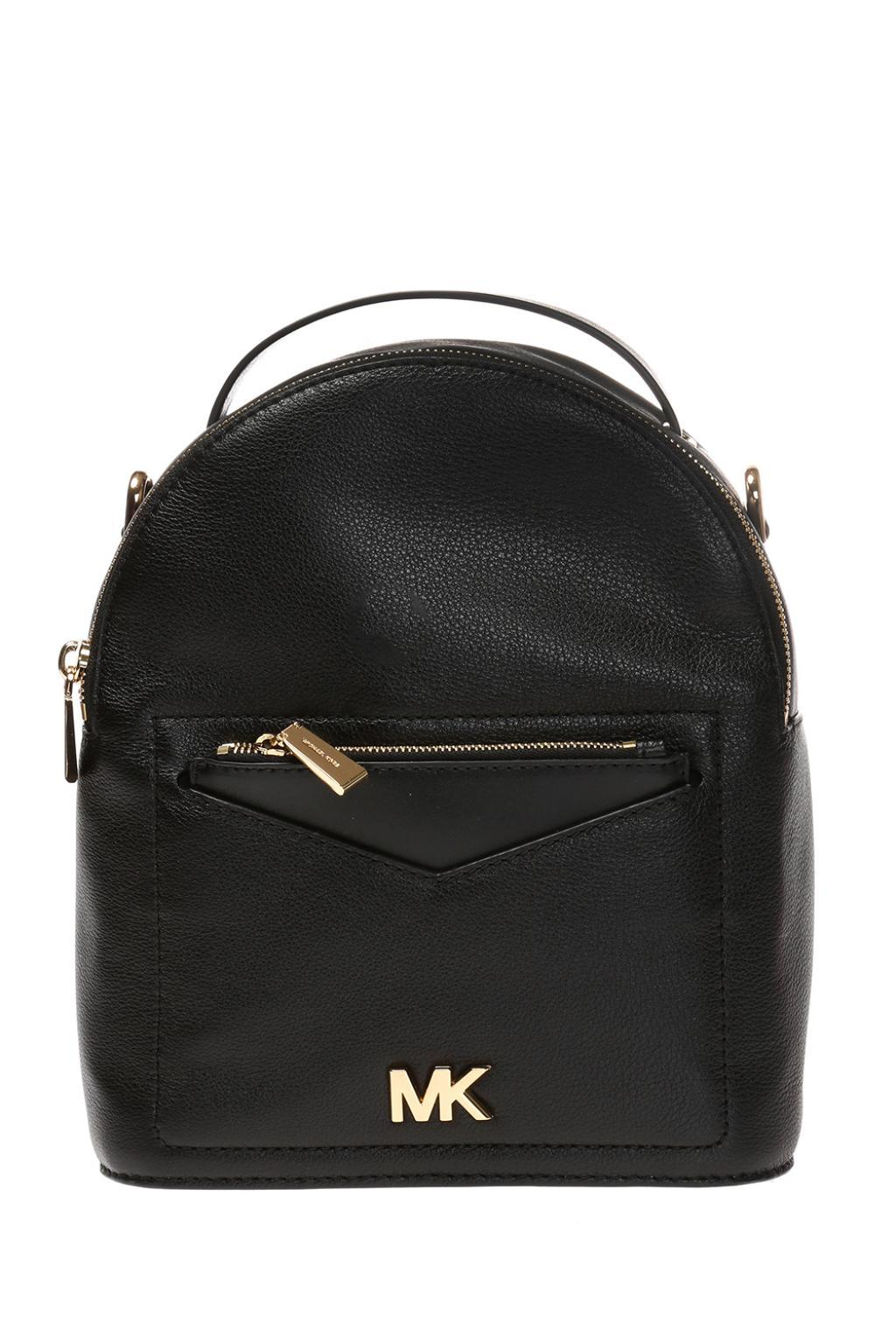 77903ad15416 Lyst - Michael Kors 'jessa' Backpack in Black