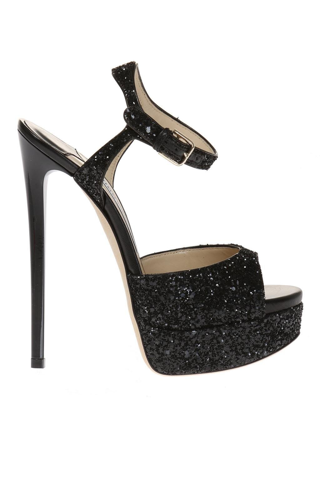 c108d436cb2 Gallery. Previously sold at  VITKAC · Women s Jimmy Choo Glitter ...