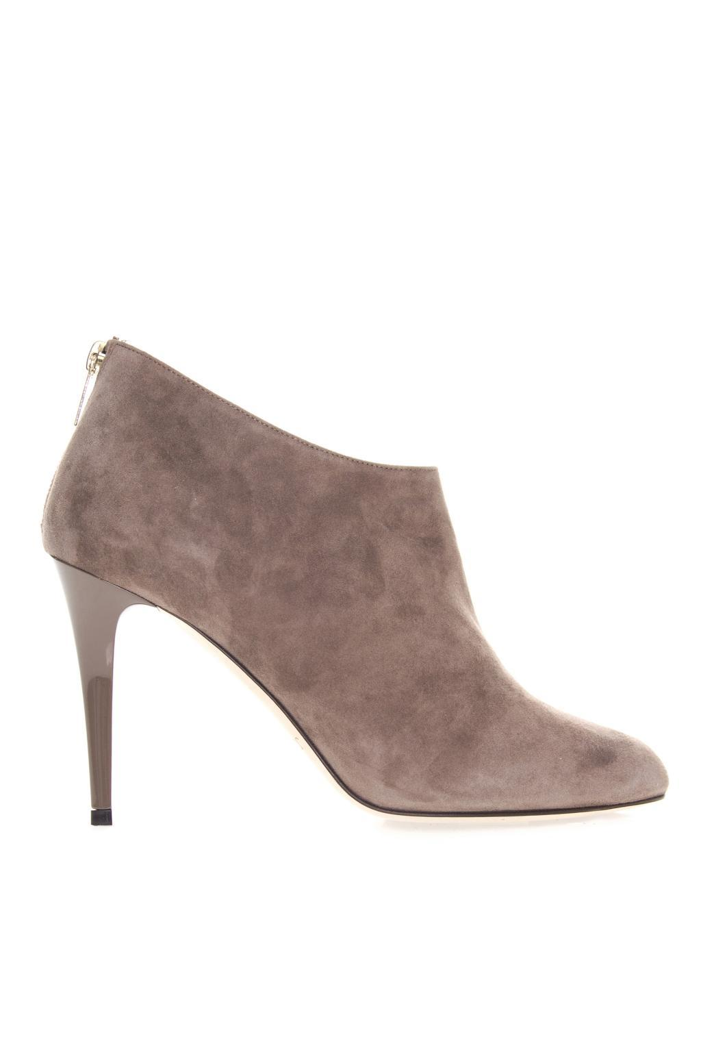 b9ee38d7d8d Gallery. Previously sold at  VITKAC · Women s Suede Boots Women s Jimmy  Choo Mendez