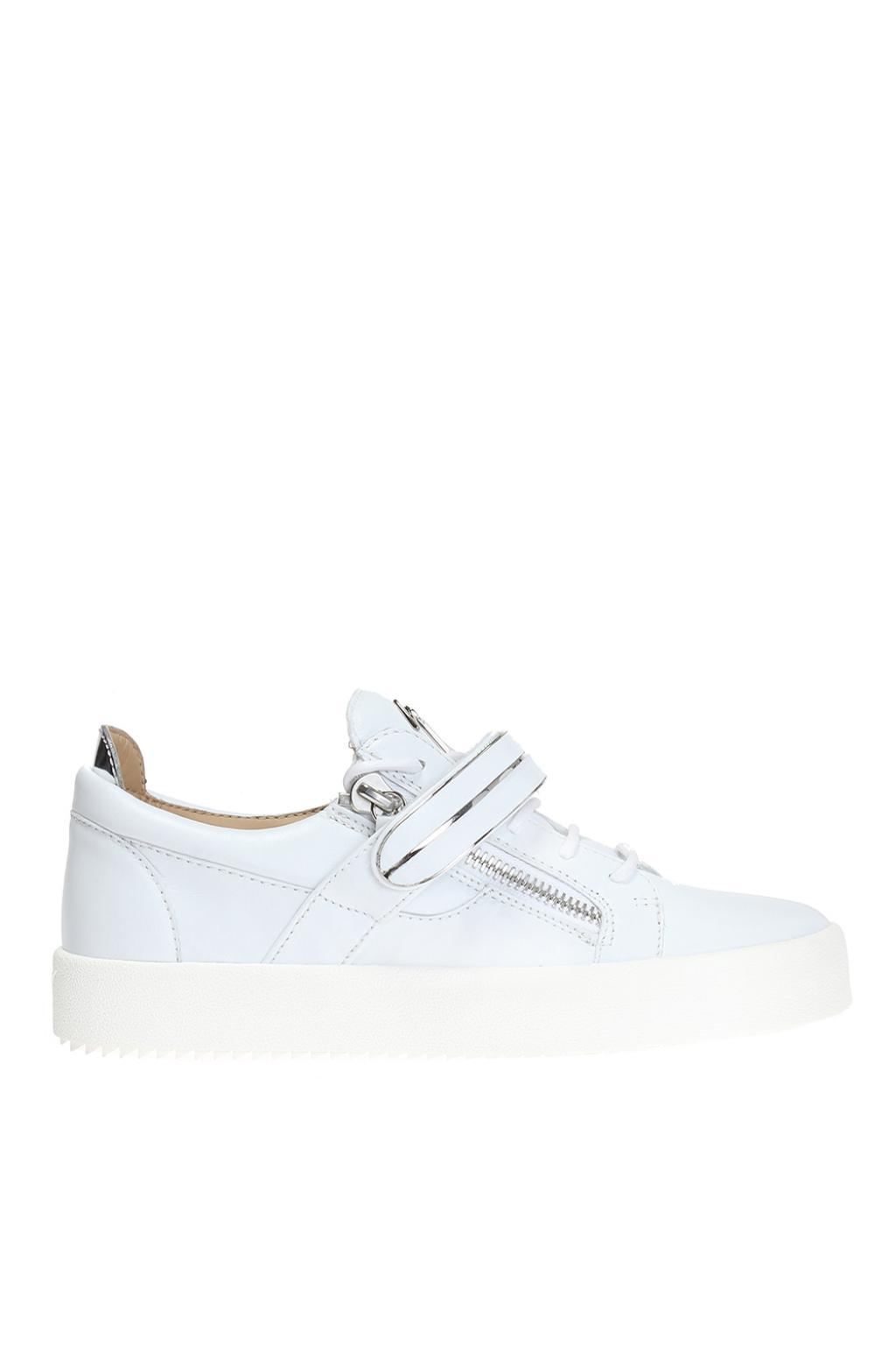 Mick low top sneakers - White Giuseppe Zanotti V6hSEZ8Nq