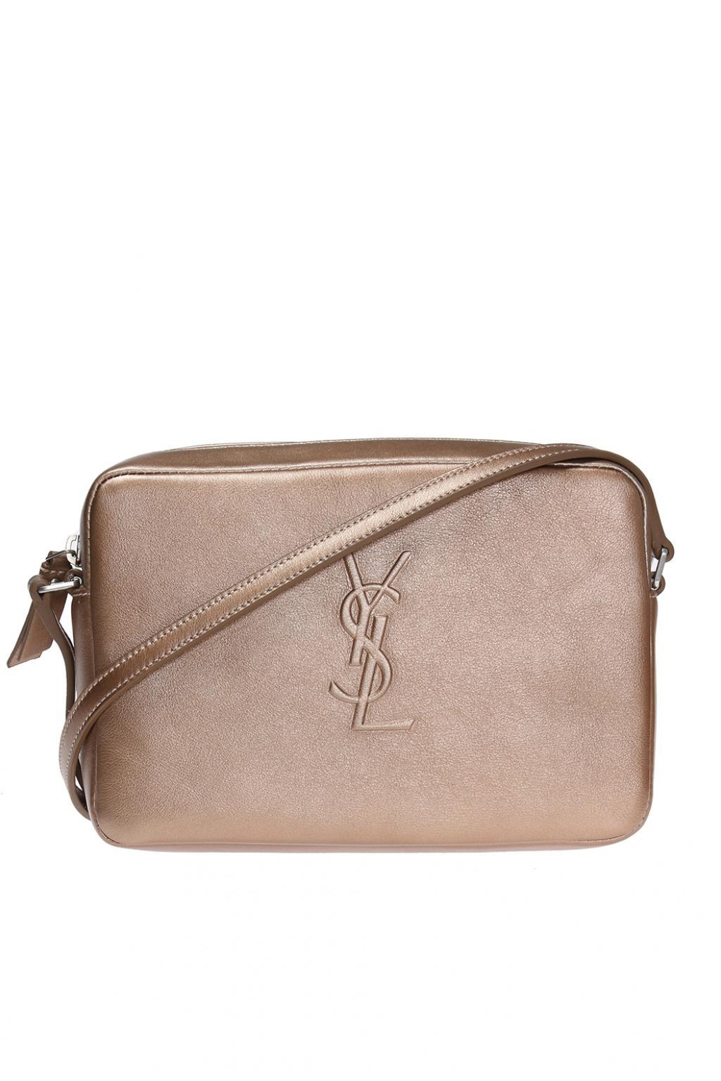 Lou shoulder bag - Brown Saint Laurent ok101