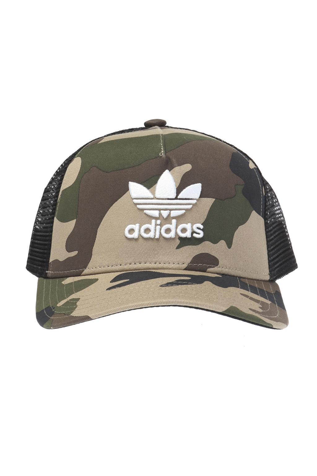 4f51982557d Lyst - adidas Originals Logo Baseball Cap for Men