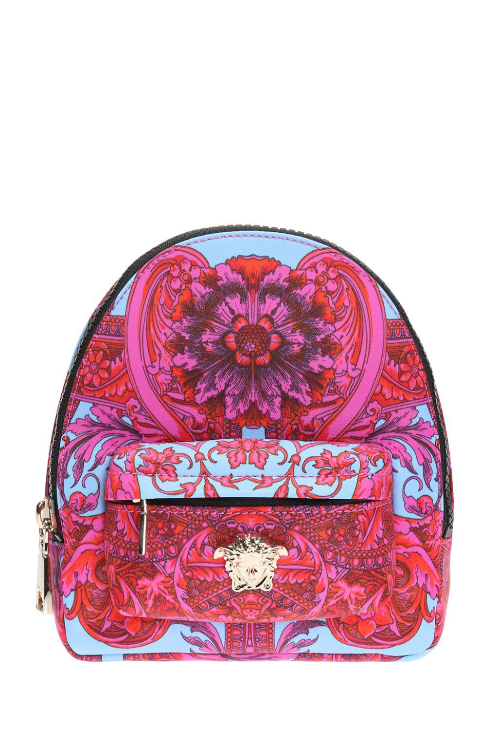 3e6885ccef Pink Versace Backpack Purse- Fenix Toulouse Handball