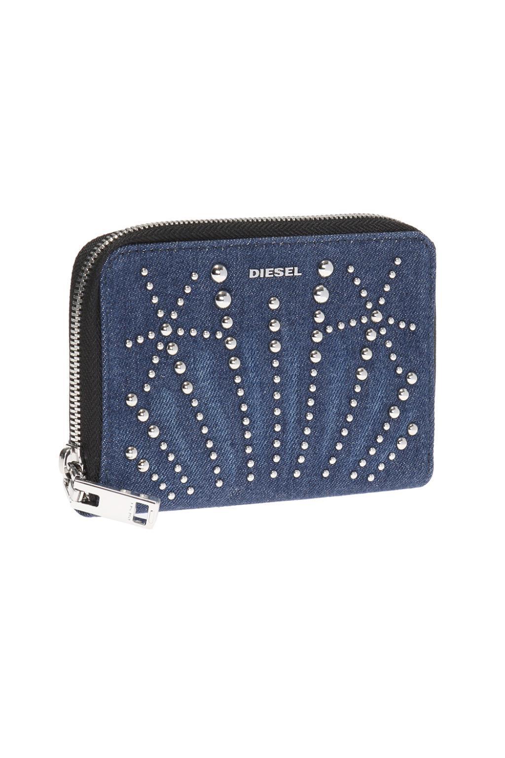 Jaddaa wallet - Blue Diesel PXIGc