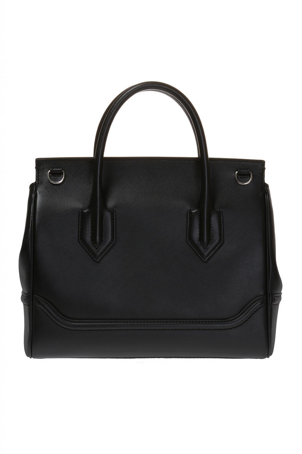 48c65e20bb93 Versace Medusa Head Shoulder Bag in Black - Lyst