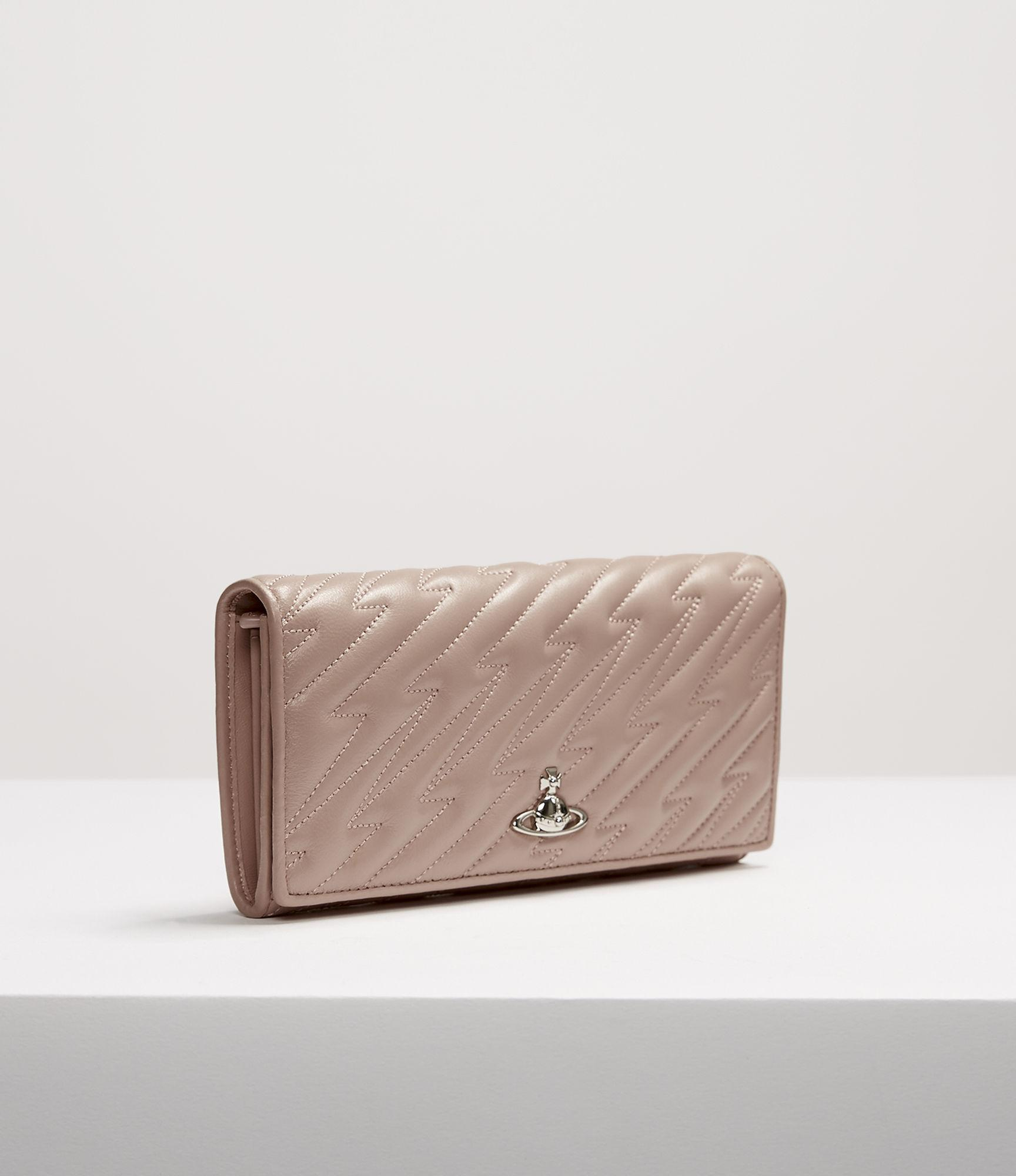 ec05c9fc7e Vivienne Westwood - Pink Coventry Long Card Holder - Lyst. View fullscreen