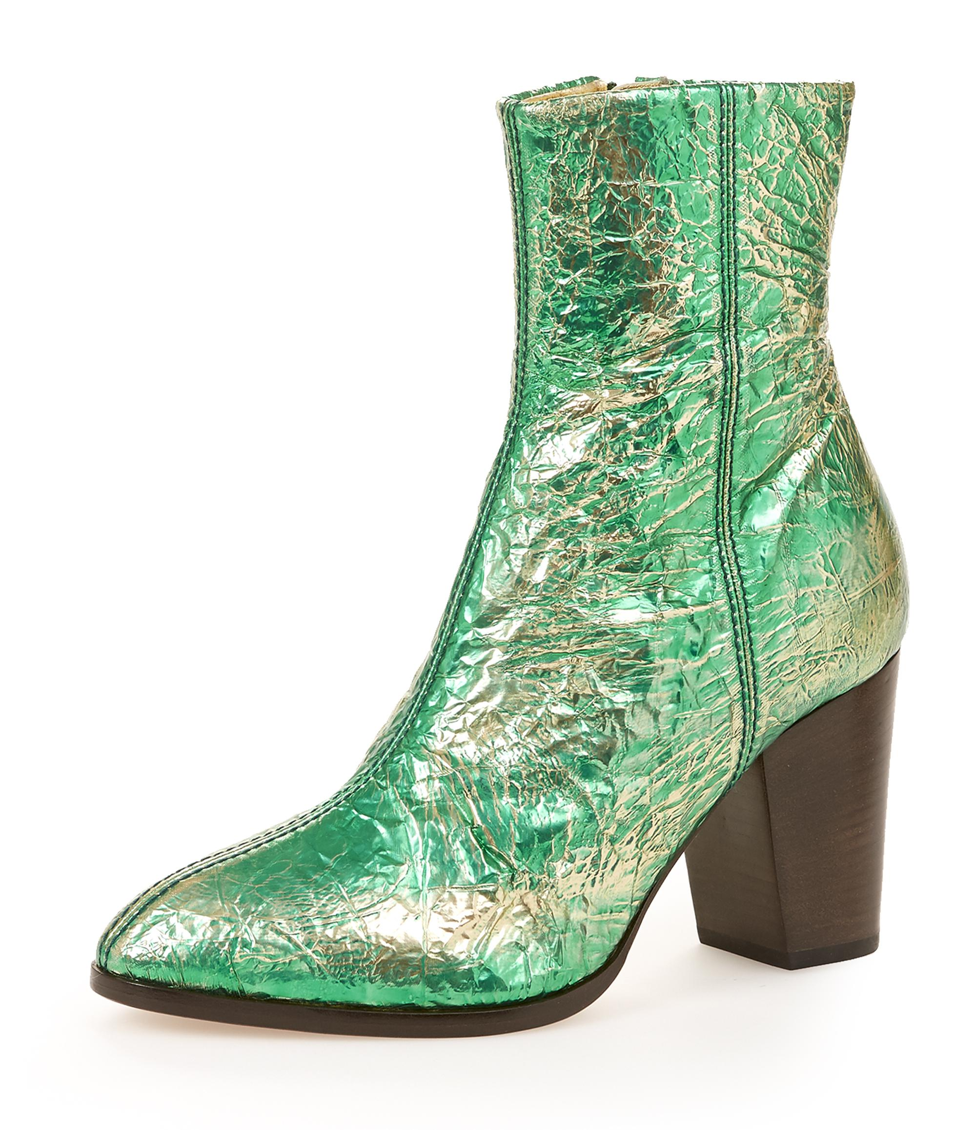 sale fake cheap sale sast Vivienne Westwood Leather Ankle Boots perfect for sale fake sale online bXgug