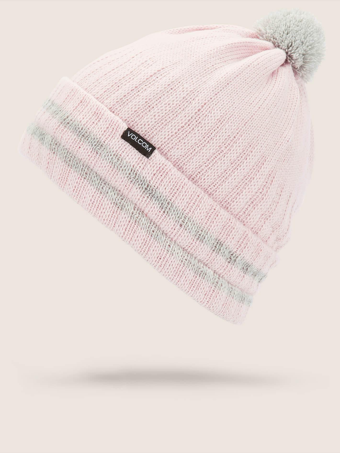 21b550d3815 Lyst - Volcom Wiltern Beanie in Pink