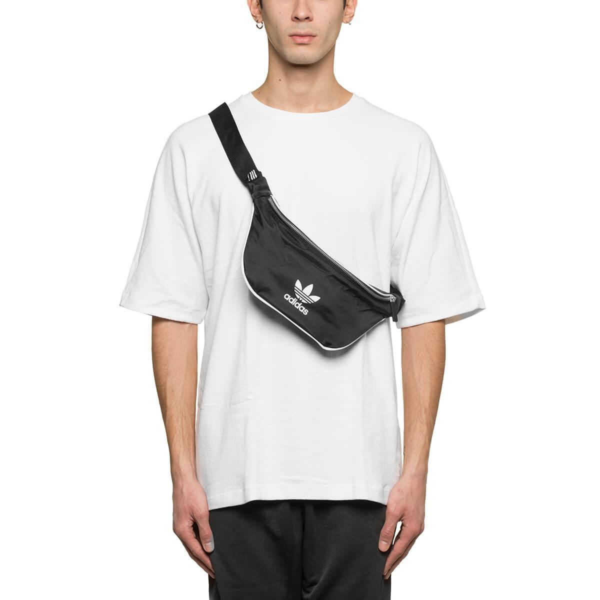 80c3405db7 Lyst - adidas Originals Waistbag Adicolor in Black for Men