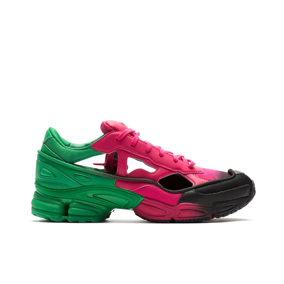 f74822367 Lyst - adidas By Raf Simons Replicant Ozweego Sneakers in Green for Men