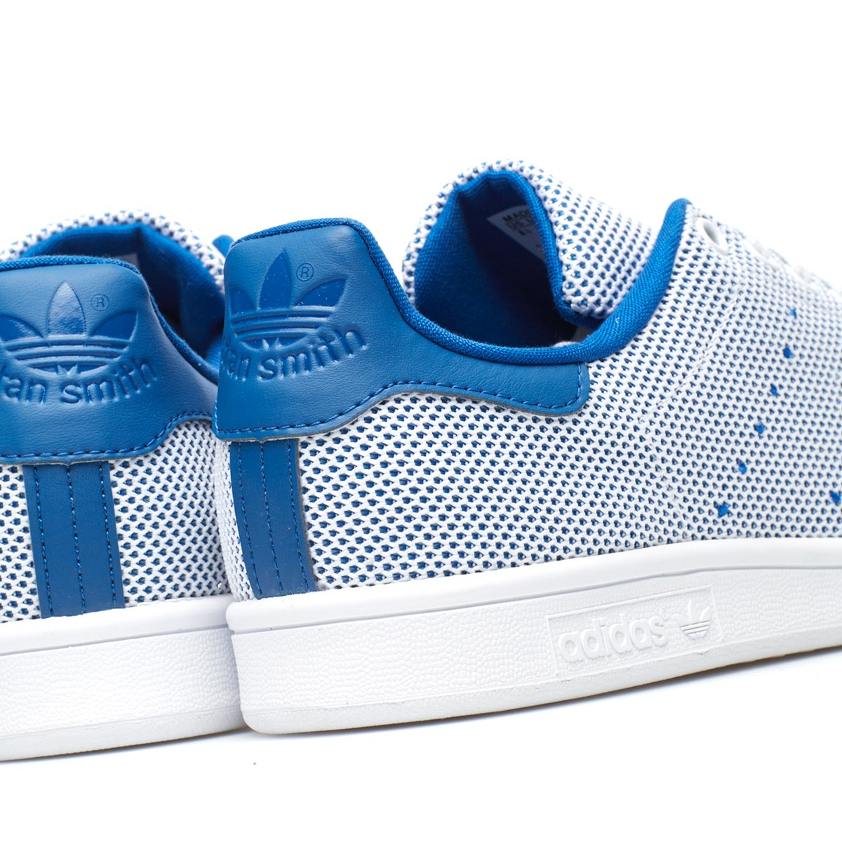 adicolor stan smith lyst adidas originals für männer in blau