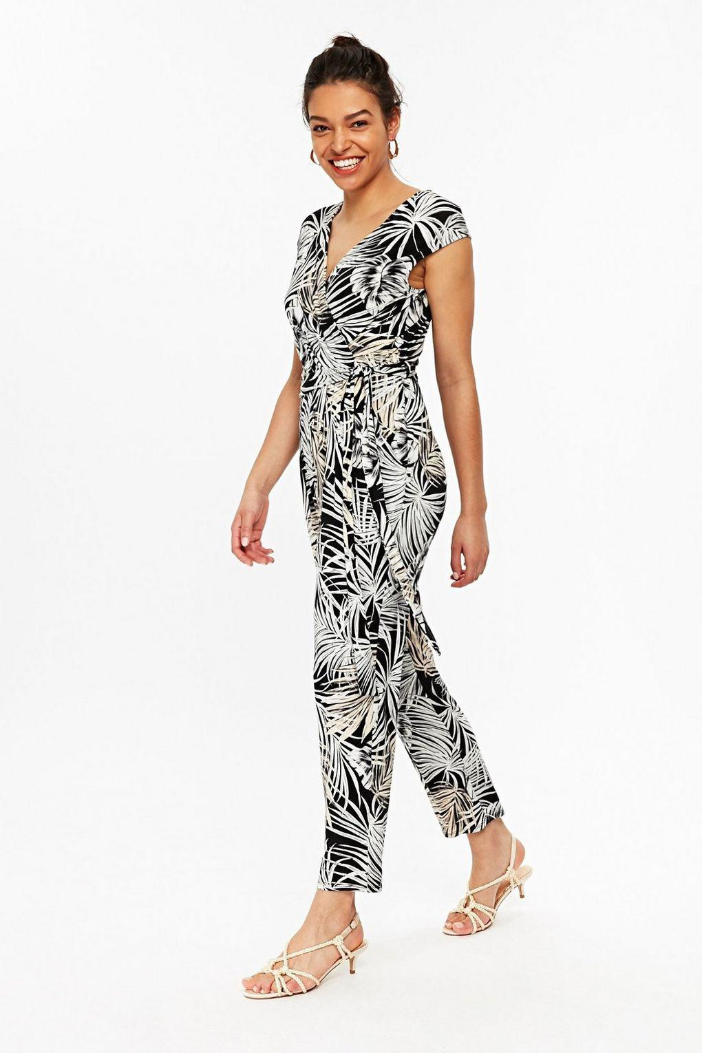 8af8ef9bf268 Gallery. Previously sold at  Wallis · Women s Black Jumpsuits ...