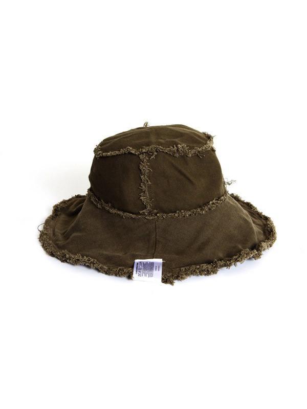 7c7ff7275a6 SLEEPYSLIP - Natural  unisex  Reversible Khaki Bucket Hat - Lyst. View  fullscreen