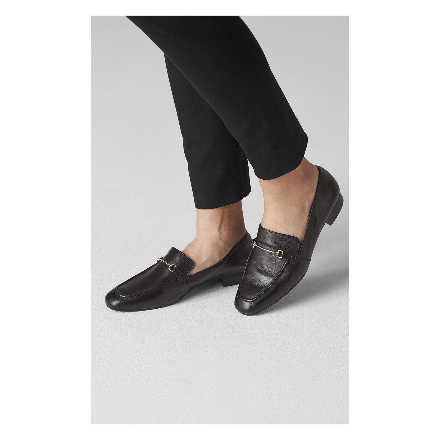 489e4b6b4e5 Whistles Chancery Loafer in Black - Save 30.1775147928994% - Lyst