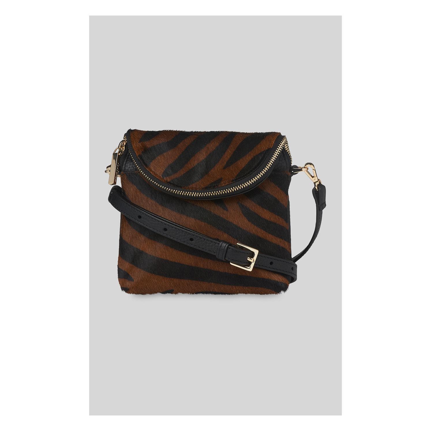 a26b9ba60e0d Whistles - Brown Victoria Mini Crossbody Bag - Lyst. View fullscreen