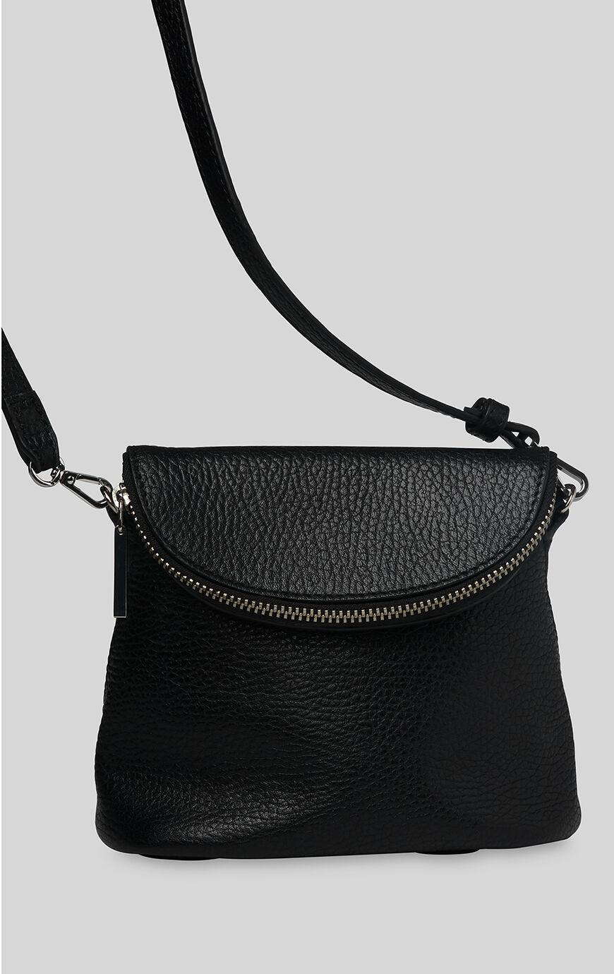 39af3ed5fc6 Whistles Victoria Mini Crossbody Bag in Black - Lyst