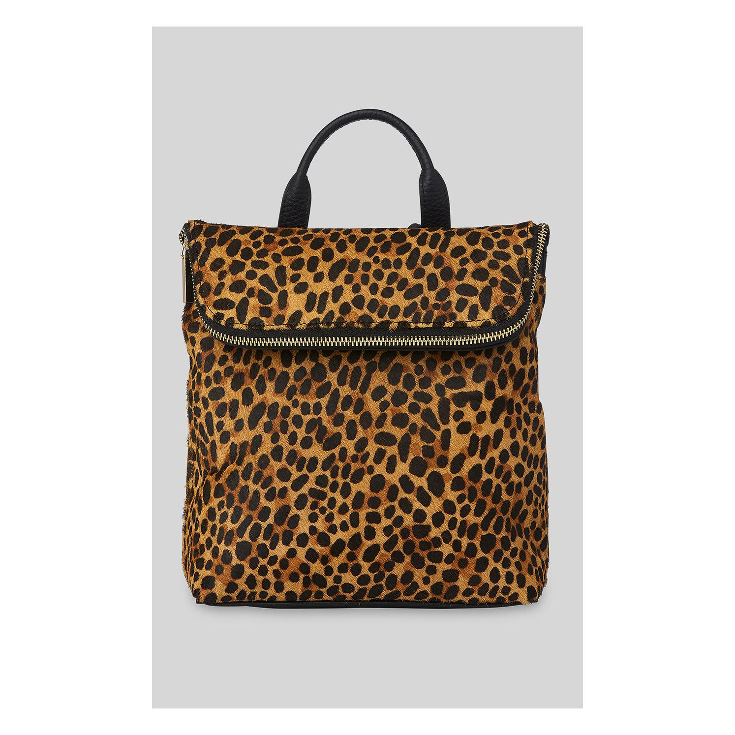 74eb05e2b386 Whistles. Women's Leopard Mini Verity Backpack