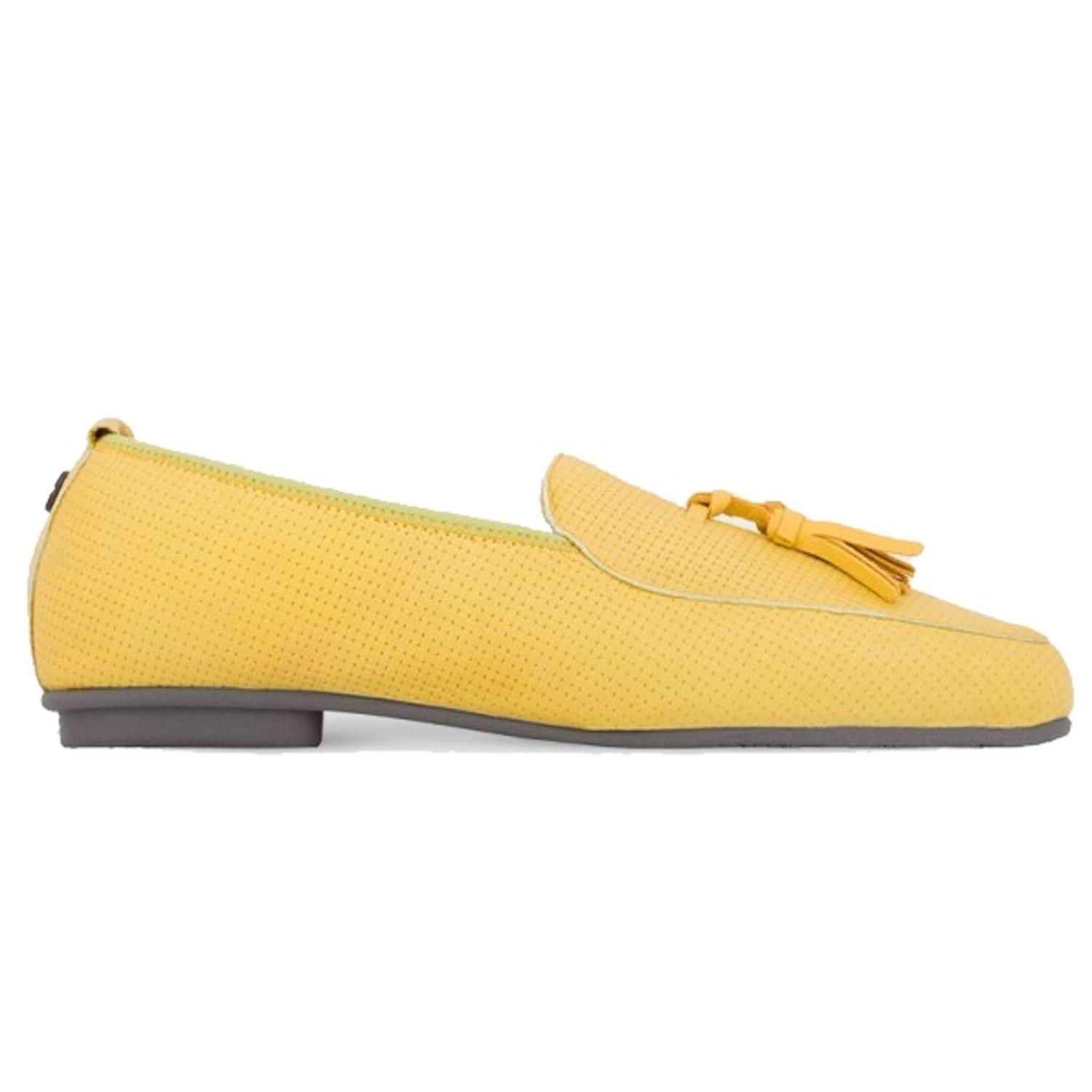 Morena Morena Lavita Yellow Loafer