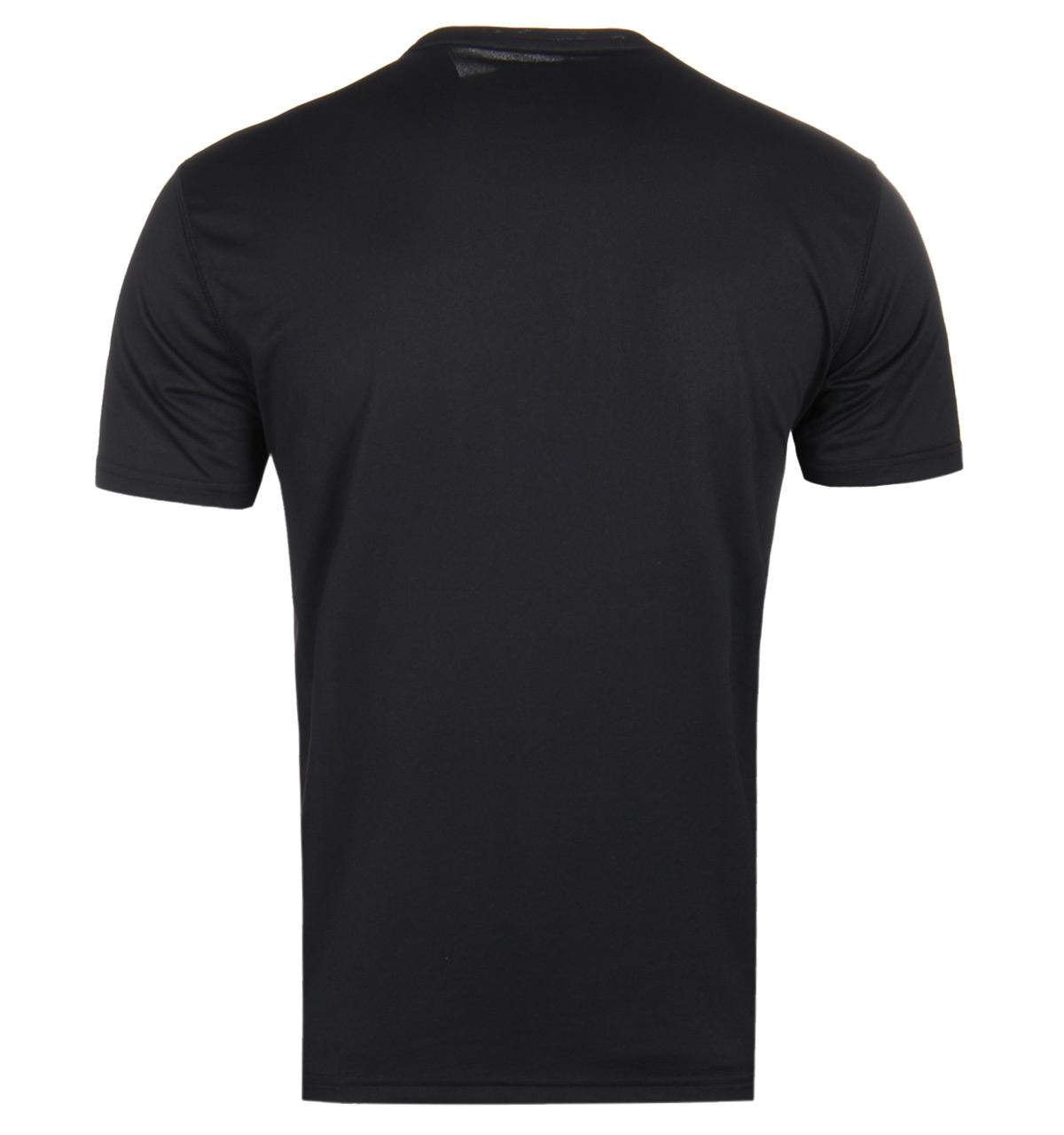 9e4062ab Polo Ralph Lauren - Shield Tech Black Performance Top for Men - Lyst. View  fullscreen