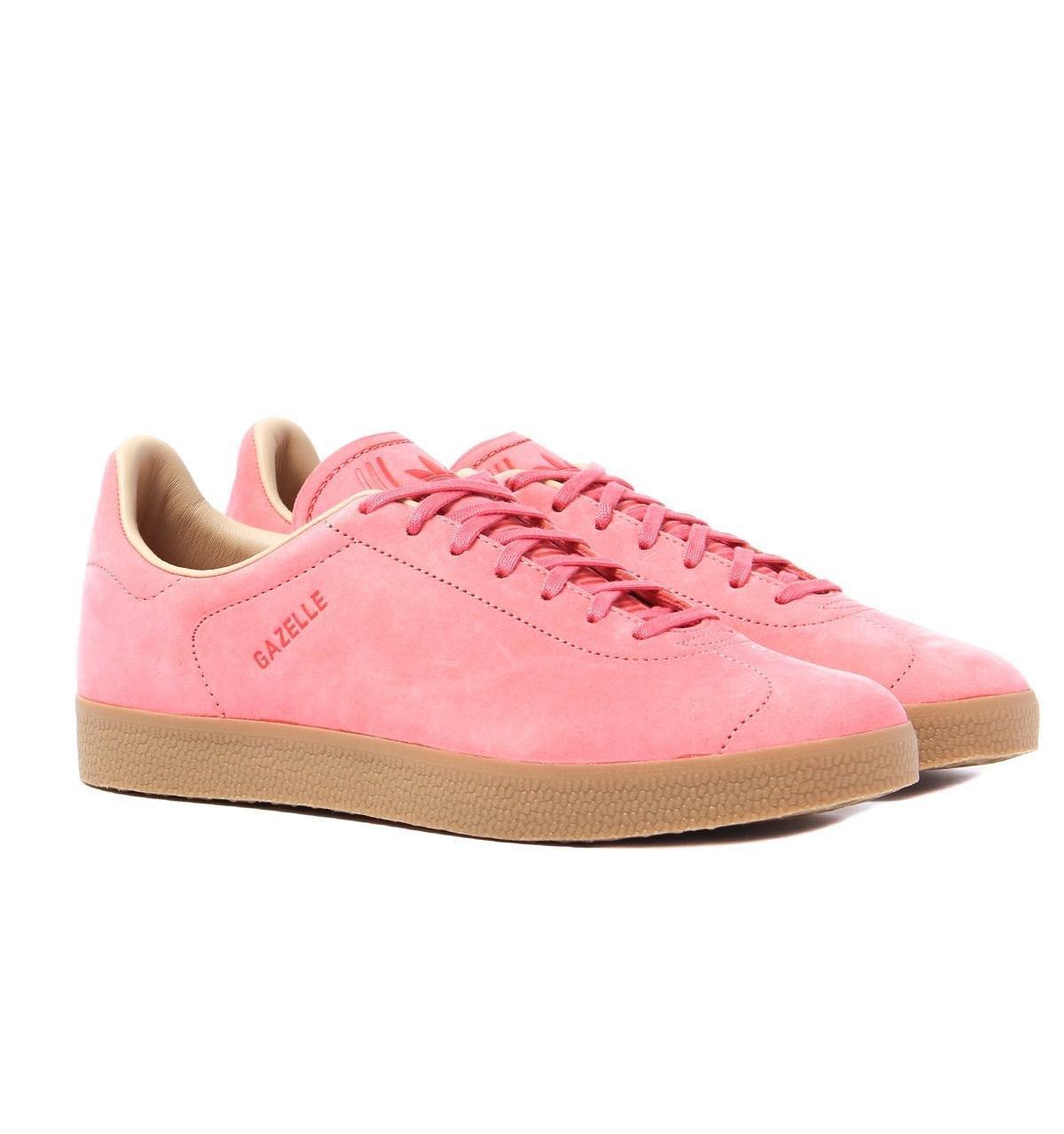 ec7104af55b7 adidas Originals Gazelle Decon Tactile Rose Pink Trainers in Pink - Lyst