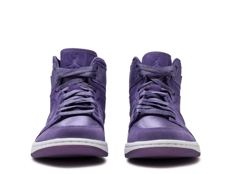 324ff00ab89e52 Lyst nike womens air retro season of her purple earth jpg 1440x1080 Air  jordan purple earth
